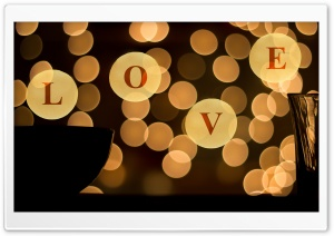 Happy Valentine's Day HD Wide Wallpaper for Widescreen