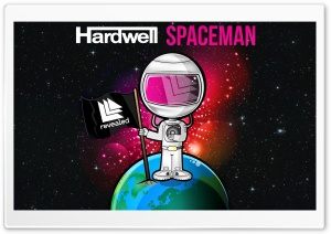 Hardwell HD Wide Wallpaper for Widescreen