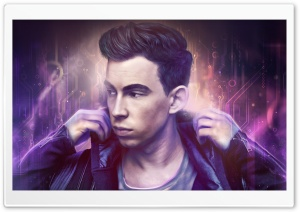 Hardwell - United We Are Ultra HD Wallpaper for 4K UHD Widescreen desktop, tablet & smartphone