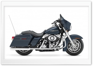 Harley Davidson FLHT Electra Glide Standard HD Wide Wallpaper for Widescreen