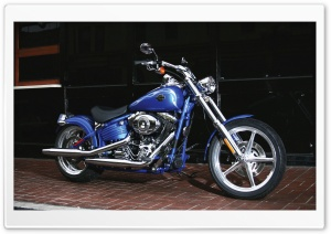 Harley Davidson FXCWC Rocker C HD Wide Wallpaper for Widescreen