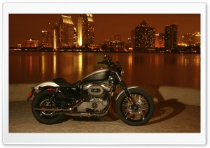 Harley Davidson Motorcycle 10 HD Wide Wallpaper for Widescreen