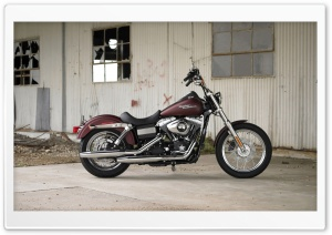 Harley Davidson Motorcycle 14 HD Wide Wallpaper for Widescreen