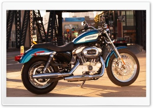 Harley Davidson Motorcycle 15 HD Wide Wallpaper for Widescreen