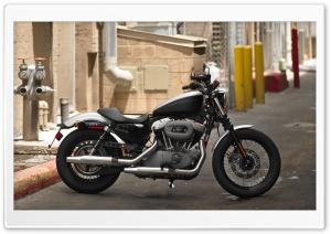 Harley Davidson Motorcycle 4 Ultra HD Wallpaper for 4K UHD Widescreen desktop, tablet & smartphone