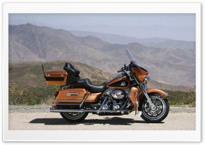 Harley Davidson Motorcycle 7 HD Wide Wallpaper for Widescreen