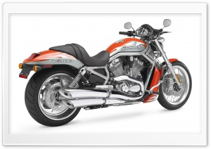 Harley Davidson VRSCAW V Rod Motorcycle 1 HD Wide Wallpaper for Widescreen