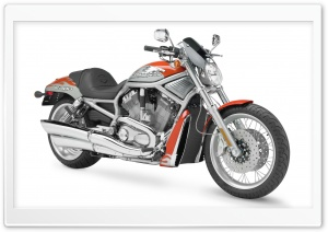 Harley Davidson VRSCAW V Rod Motorcycle 2 HD Wide Wallpaper for Widescreen