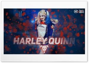 Harley Quinn - Suicide Squad Ultra HD Wallpaper for 4K UHD Widescreen desktop, tablet & smartphone
