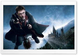 Harry Potter HD Wide Wallpaper for 4K UHD Widescreen desktop & smartphone