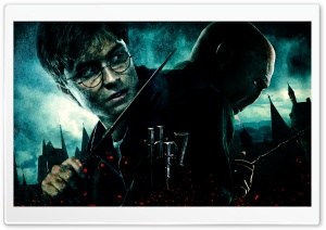 Harry Potter 7 HD Wide Wallpaper for Widescreen