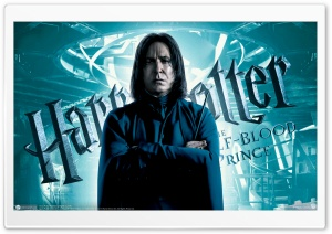 Harry Potter   Half Blood Prince HD Wide Wallpaper for Widescreen