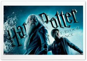 Harry Potter   Half Blood Prince 2 HD Wide Wallpaper for Widescreen