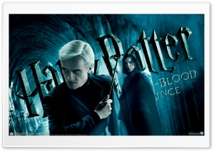 Harry Potter   Half Blood Prince 5 HD Wide Wallpaper for Widescreen
