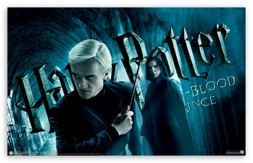 Harry Potter   Half Blood Prince 5 HD wallpaper for Wide 16:10 Widescreen WHXGA WQXGA WUXGA WXGA ; HD 16:9 High Definition WQHD QWXGA 1080p 900p 720p QHD nHD ; Mobile 16:9 - WQHD QWXGA 1080p 900p 720p QHD nHD ;