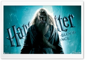 Harry Potter   Half Blood Prince 6 HD Wide Wallpaper for Widescreen