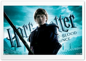 Harry Potter   Half Blood Prince 8 HD Wide Wallpaper for Widescreen