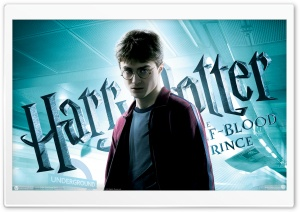 Harry Potter   Half Blood Prince 9 HD Wide Wallpaper for Widescreen