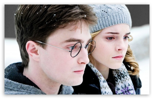 Harry Potter And Hermione HD wallpaper for Wide 16:10 5:3 Widescreen WHXGA WQXGA WUXGA WXGA WGA ; HD 16:9 High Definition WQHD QWXGA 1080p 900p 720p QHD nHD ; Standard 4:3 5:4 3:2 Fullscreen UXGA XGA SVGA QSXGA SXGA DVGA HVGA HQVGA devices ( Apple PowerBook G4 iPhone 4 3G 3GS iPod Touch ) ; iPad 1/2/Mini ; Mobile 4:3 5:3 3:2 16:9 5:4 - UXGA XGA SVGA WGA DVGA HVGA HQVGA devices ( Apple PowerBook G4 iPhone 4 3G 3GS iPod Touch ) WQHD QWXGA 1080p 900p 720p QHD nHD QSXGA SXGA ;