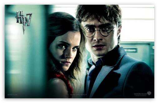 Harry Potter And The Deathly Hallows HD wallpaper for Wide 16:10 5:3 Widescreen WHXGA WQXGA WUXGA WXGA WGA ; Mobile 5:3 16:9 - WGA WQHD QWXGA 1080p 900p 720p QHD nHD ;