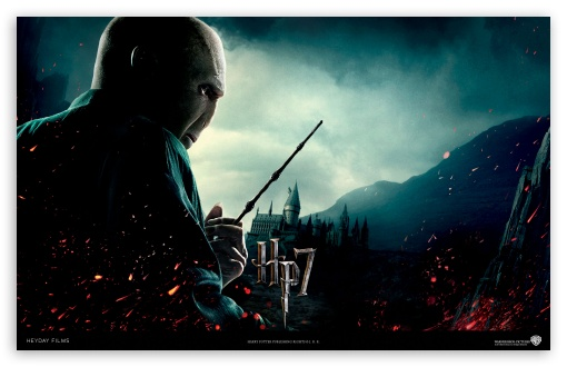 Harry Potter And The Deathly Hallows - Lord Voldemort ❤ 4K UHD Wallpaper for Wide 16:10 5:3 Widescreen WHXGA WQXGA WUXGA WXGA WGA ; Standard 4:3 5:4 Fullscreen UXGA XGA SVGA QSXGA SXGA ; iPad 1/2/Mini ; Mobile 4:3 5:3 5:4 - UXGA XGA SVGA WGA QSXGA SXGA ;