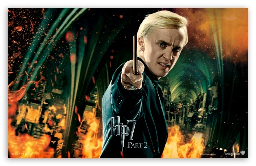 Harry Potter And The Deathly Hallows Ending - Draco HD wallpaper for Wide 16:10 5:3 Widescreen WHXGA WQXGA WUXGA WXGA WGA ; Mobile 5:3 - WGA ;