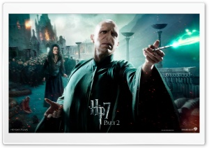 Harry Potter And The Deathly Hallows It All Ends HD Wide Wallpaper for 4K UHD Widescreen desktop & smartphone
