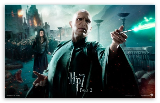 Harry Potter And The Deathly Hallows It All Ends HD wallpaper for Wide 16:10 5:3 Widescreen WHXGA WQXGA WUXGA WXGA WGA ; Mobile 5:3 - WGA ;