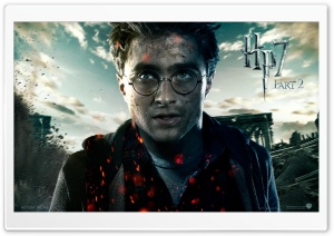 Harry Potter And The Deathly Hallows Part 2 HD Wide Wallpaper for Widescreen