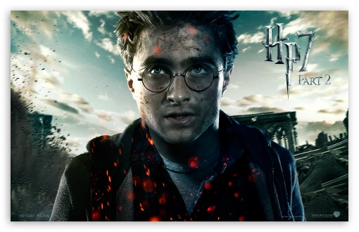 Harry Potter And The Deathly Hallows Part 2 HD wallpaper for Wide 16:10 5:3 Widescreen WHXGA WQXGA WUXGA WXGA WGA ; Mobile 5:3 - WGA ;