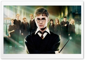 Harry Potter And The Order Of Phoenix HD Wide Wallpaper for Widescreen