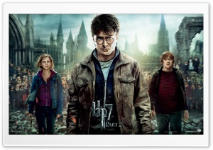 Harry Potter Ending HD Wide Wallpaper for Widescreen