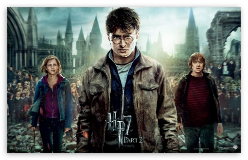 Harry Potter Ending HD wallpaper for Wide 16:10 5:3 Widescreen WHXGA WQXGA WUXGA WXGA WGA ; Mobile 5:3 - WGA ;