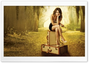 Hart of Dixie Rachel Bilson HD Wide Wallpaper for Widescreen