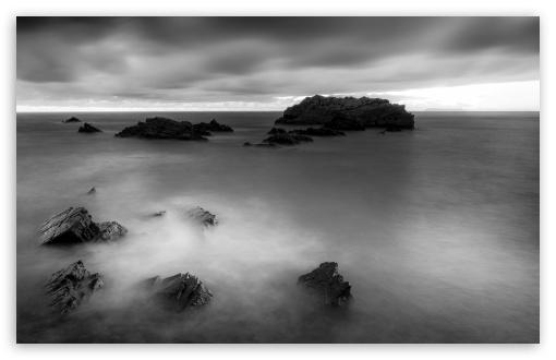 Download Hartland Quay Atlantic coast of Devon, England UltraHD Wallpaper