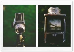 Hasselblad 500c HD Wide Wallpaper for Widescreen