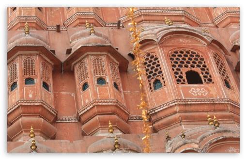 Hawa Mahal Hd Images: Rajasthan 4K HD Desktop Wallpaper For 4K Ultra HD TV