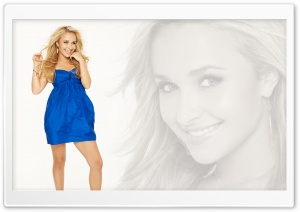 Hayden Panettiere 23 HD Wide Wallpaper for Widescreen