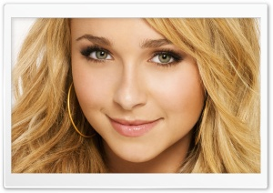 Hayden Panettiere 24 HD Wide Wallpaper for Widescreen