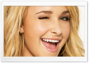 Hayden Panettiere 26 HD Wide Wallpaper for Widescreen