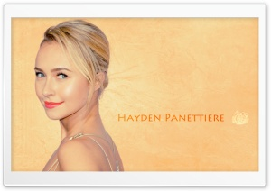 Hayden Panettiere Ultra HD Wallpaper for 4K UHD Widescreen desktop, tablet & smartphone