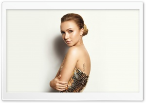 Hayden Panettiere 69 HD Wide Wallpaper for Widescreen