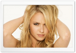 Hayden Panettiere HD Wide Wallpaper for Widescreen