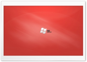 HD Red Desktop Vista HD Wide Wallpaper for Widescreen