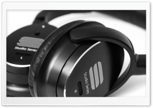 Headphones HD Wide Wallpaper for Widescreen