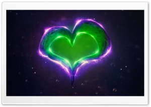 Heart HD Wide Wallpaper for Widescreen
