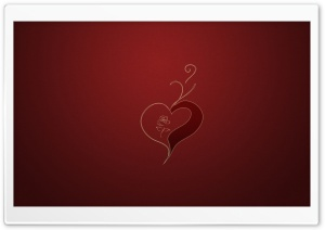 Heart HD Wide Wallpaper for Widescreen