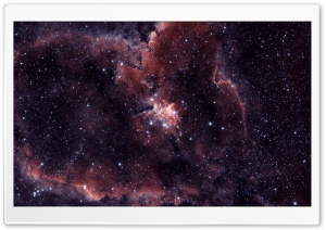 Heart Nebula HD Wide Wallpaper for Widescreen