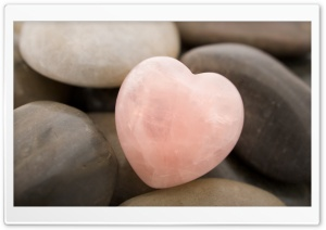 Heart Rock HD Wide Wallpaper for Widescreen