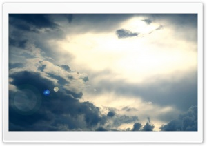 Heaven Clouds HD Wide Wallpaper for Widescreen